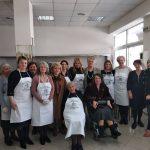 """Τον """"Καλό Σαμαρείτη"""", στην Πτολεμαΐδα, επισκέφτηκε η Μαρέβα Γκραμπόφσκι – Μητσοτάκη (Φωτογραφία)"""