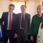 kozan.gr: Με τους δύο Πρυτάνεις, Πανεπιστημίου και ΤΕΙ Δ. Μακεδονίας, συναντήθηκε ο Πρόεδρος της ΝΔ Κ. Μητσοτάκης – Είχαν σύντομη συνομιλία για τις εξελίξεις γύρω από τη συγχώνευση των δύο ιδρυμάτων (Φωτογραφίες)