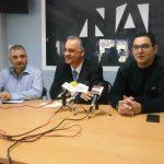 kozan.gr: Μ. Κεφαλογιάννης, από την Κοζάνη, για δημοτικές εκλογές: «Μας ενδιαφέρουν οι τοπικές κοινωνίες να ακουμπήσουν σε άξιους δημοτικούς άρχοντες. Τα τοπικά δεν τα ξέρω τόσο καλά. Μάλλον από εσάς (τους δημοσιογράφους) θα τα μάθω. Ότι θα γίνει σε όλη την Ελλάδα, θα γίνει και στην Κοζάνη» (Βίντεο)