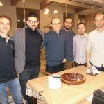 kozan.gr: Κοζάνη: Οι Αγρονόμοι Τοπογράφοι Μηχανικοί Δ. Μακεδονίας έκοψαν, το βράδυ της Παρασκευής 8/2, την ετήσια πίτα τους (Βίντεο & Φωτογραφίες)