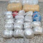 Συνελήφθη 27χρονος αλλοδαπός για διακίνηση μεγάλης ποσότητας ακατέργαστης κάνναβης, σε περιοχή της Κοζάνης, από αστυνομικούς της Διεύθυνσης Αστυνομίας Καστοριάς – Βρέθηκαν στο εσωτερικό του οχήματος -22- συσκευασίες κάνναβης, συνολικού βάρους -48- κιλών και -400- γραμμαρίων (Φωτογραφίες)