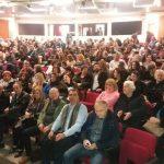 kozan.gr:Τάκης Βαμβακίδης και Τρύφωνας Σαμαράς διασκέδασαν το θεατρόφιλο κοινό της Πτολεμαΐδας, το βράδυ της Κυριακής 3/2  (Φωτογραφίες & Βίντεο)