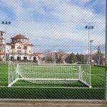 Κοζάνη: Ολοκληρώνεται το γήπεδο 5χ5 στην περιοχή Πλατάνια