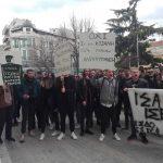 kozan.gr: Ώρα 14:00: Κινητοποίηση φοιτητών του ΤΕΙ Δ. Μακεδονίας στο κέντρο της Κοζάνης – Αντιδρούν και διαφωνούν με συγκεκριμένα σημεία του Σχέδιο Νόμου για τη συγχώνευση του ΤΕΙ με το Πανεπιστήμιο Δ. Μακεδονίας (Φωτογραφίες & Βίντεο)