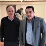 Συνάντηση του Υποψηφίου Δημάρχου Βοΐου, Λάζαρου Γκερεχτέ με τον Πρύτανη του Πανεπιστημίου Δυτικής Μακεδονίας Αντώνη Τουρλιδάκη