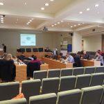 Η 2η συνάντηση Δημόσιας Διαβούλευσης (public consultation meeting) του Δήμου Κοζάνης για το έργο SYMBI πραγματοποιήθηκε στις 26 Φεβρουαρίου 2019 στο Κοβεντάρειο