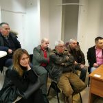 "kozan.gr: 1η συνάντηση, στα μελλοντικά γραφεία του συνδυασμού, επί της οδού Τσιμηνάκη 5 στην Κοζάνη, για τον Κυριάκο Μιχαηλίδη, τους συνεργάτες και τους υποψηφίους της ""Μετάβασης για το Δήμο Κοζάνης, πραγματοποιήθηκε το βράδυ της Τετάρτης 27/2 (Φωτογραφίες)"