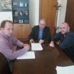 Υπεγράφη στο Δήμο Εορδαίας η Σύμβαση για την εκπόνηση της Μελέτης «Κυκλοφοριακή Μελέτη για την βελτίωση της κυκλοφορίας και την οργάνωση της στάθμευσης στην Πτολεμαΐδα του Δήμου Εορδαίας»