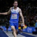 Τοχρυσό μετάλλιοστο άλμα εις μήκος στοΕυρωπαϊκό Πρωτάθλημακάτω των 23 ετών, που διεξάγεται στοΓκέφλε της Σουηδίας, κατέκτησε οΓρεβενιώτης Μίλτος Τεντόγλου