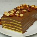 Το foodaholics.gr προτείνει διαφορετική πάστα σοκολάτας από την Ουγγαρία (Dobos torte)