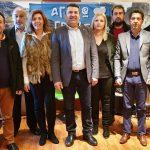 Επτά (7) νέα ονόματα υποψηφίων Δημοτικών Συμβούλων, που θα στελεχώσουν το ψηφοδέλτιο του Συνδυασμού «Μαζί Συνεχίζουμε», παρουσίασε o  Δημοσθένης Κουπτσίδης
