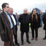 "kozan.gr: Κοζάνη: Ο Υπουργός Παιδείας Κ. Γαβρόγλου από την ανεγειρόμενη Πανεπιστημιούπολη Δ. Μακεδονίας στην ΖΕΠ: ""Οι επενδύσεις που έχει κάνει η Περιφέρεια, είναι εντυπωσιακές σε θέματα εκπαίδευσης. Ήρθαμε εδώ να δούμε τα έργα από κοντά και να χαρούμε πραγματικά για την πρόοδο τους"" (Βίντεο & Φωτογραφίες)"