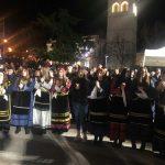 kozan.gr: Η εμφάνιση του Φανού Μπουγδανάθκα, το βράδυ του Σαββάτου 2/3, στην κεντρική πλατεία Κοζάνης (18 Φωτογραφίες & Βίντεο 10′)