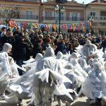 kozan.gr: Kρόκος Κοζάνης: OΛΗ η παρέλαση αρμάτων κι ομάδων μεταμφιεσμένων, το πρωί της Κυριακής 3/3 (Φωτογραφίες & Βίντεο 14′)
