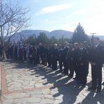 Με επισημότητα τιμήθηκε η 76η επέτειος των μαχών Βίγλας και Φαρδυκάμπου, την Κυριακή 3 Μαρτίου 2019 στη Σιάτιστα του Δήμου Βοΐου. (Φωτογραφίες)