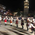 kozan.gr:   Χορούς από τη Μακεδονία παρουσίασαν, Πολιτιστικοί Σύλλογοι, στην κεντρική πλατεία Κοζάνης, το βράδυ της Κυριακής της Μικρής Αποκρίας (Φωτογραφίες & Βίντεο)