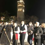 kozan.gr: Η εμφάνιση του φανού Παύλος Μελάς, στην κεντρική πλατεία της Κοζάνης, το βράδυ της Κυριακής 3/3 (Φωτογραφίες & Βίντεο)