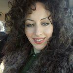 Yποψήφια δημοτική σύμβουλος με το συνδυασμό του Δημήτρη Κοσμίδη, στο Βόιο, η Στεργιανή Ηλία