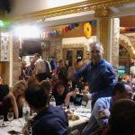 Mε μεγάλη επιτυχία πραγματοποιήθηκε την περασμένη Παρασκευή ο χορός του Σωματείου Εργαζομένων της Δ.Ε.Υ.Α. Κοζάνης
