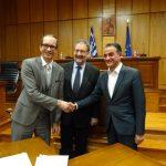 Η Περιφέρεια Δυτικής Μακεδονίας καταπολεμά το παρεμπόριο –Υπογράφηκε το σύμφωνο για την επιχειρησιακή συνεργασίαμεταξύ των ελεγκτικών υπηρεσιών της Περιφέρειας με το ΣΥΚΕΑΠ (Φωτογραφίες & Βίντεο)
