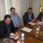 """kozan.gr: Φώτης Κουρμούσης, Ειδικός Γραμματέας Διαχείρισης Ιδιωτικού Χρέους, από την Κοζάνη: """"6.500 αιτήσεις για τον Εξωδικαστικό Μηχανισμό Ρύθμισης Χρεών Επιχειρήσεων, Ελευθέρων Επαγγελματιών και Αγροτών» (Φωτογραφίες & Βίντεο)"""