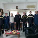 Πραγματοποιήθηκε η τελετή παράδοσης – παραλαβής της Περιφερειακής Πυροσβεστικής Διοίκησης Δυτικής Μακεδονίας – Καθήκοντα Διοικητή ανέλαβε ο Αρχιπύραρχος Ανδρέας Παπαζαχαρiας