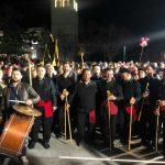 kozan.gr: H εμφάνιση του Φανού Κόζιανη, στην κεντρική πλατεία Κοζάνης, το βράδυ της Παρασκευής 8/3 (Φωτογραφίες & Βίντεο 11′)