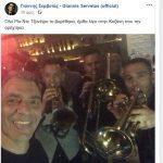 kozan.gr: Οι φωτογραφίες που ανέβασε στο προσωπικό του προφίλ στο facebook, ο Γιάννης Σερβετάς, που βρίσκεται και πάλι στην Κοζάνη για το τριήμερο της Μεγάλης Αποκριάς