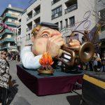 kozan.gr: 1500+ φωτογραφίες από τη σημερινή παρέλαση της Κοζανίτικης Αποκριάς