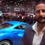 Ο Χρήστος Παυλίδης, από φοιτητής βιομηχανικού σχεδιασμού στη Κοζάνη, στο σχεδιαστικό κέντρο Ferrari συν-σχεδιαστής της Ferrari F8Tributo – Δείτε τι είπε μιλώντας στο ΑΠΕ-ΜΠΕ (Βίντεο)