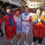 Φωτογραφίες από την εντυπωσιακή – και φέτος – παρέλαση της Αποκριάς στην Αιανή Κοζάνης
