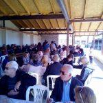 Τα μέλη και οι φίλοι του Περιφερειακού Σωματείου Συν/χων ΔΕΗ (Αρχελάου 25) γιόρτασαν τα κούλουμα (Δελτίο τύπου)