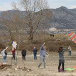 Τα κούλουμα στην Υψηλή Γέφυρα Σερβίων και το (μη) πέταγμα του χαρταετού