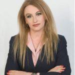 Yποψήφια δημοτική σύμβουλος,  στο Δήμο Βοΐου, με τον Δ. Κοσμίδη, η Αναστασία Ντέρου