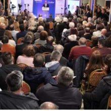 Tους υποψηφίους του συνδυασμού στην Π.Ε. Φλώρινας παρουσίασε ο Θ. Καρυπίδης (Φωτογραφίες & Βίντεο)