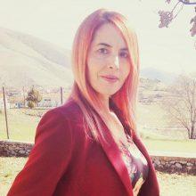 Yποψήφια δημοτική σύμβουλος, στο Δήμο Βοΐου, με τον Δ. Κοσμίδη, η Ξανθίππη Τσίτσα