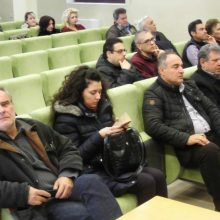 """kozan.gr: Κώστας Κυτίδης Προϊστάμενος ΟΑΕΔ Κοζάνης : """"Στη Δυτική Μακεδονία αυτή τη στιγμή έχουμε 31.000 ανέργους. 1 στους 3 νέους είναι άνεργοι. Οι αριθμοί αυτό δείχνουν""""  (Φωτογραφίες & Βίντεο)"""