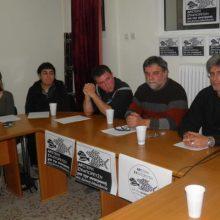 kozan.gr: Η «Αριστερή Συμπόρευση για την Ανατροπή στη Δυτική Μακεδονία» παρουσίασε  την πολιτική της διακήρυξη και την πρώτη ομάδα υποψηφίων- Συμμετοχή του πρώην βουλευτή ΣΥΡΙΖΑ Καστοριάς Β. Διαμαντόπουλος (Φωτογραφίες & Βίντεο)