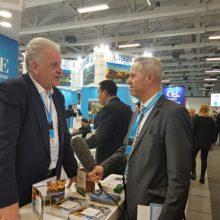 Συμμετοχή της Περιφέρειας Δυτικής Μακεδονίας στις διεθνείς τουριστικές εκθέσεις FIETS EN WANDELBEURS 2019 (Ουτρέχτη Ολλανδίας) και ITB 2019 (Βερολίνο Γερμανίας)