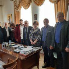 Τα πρώτα δεκατρία ονόματα των υποψηφίων που θα πλαισιώσουν το συνδυασμό «Συμμαχία Ευθύνης»  ανακοίνωσε ο νυν Δήμαρχος Βοΐου και εκ νέου υποψήφιος Δήμαρχος κ. Δημήτριος Λαμπρόπουλος (Φωτογραφίες)