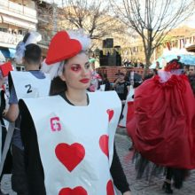 Για όσους δεν την παρακολούθησαν, η καρναβαλική παρέλαση στην Αιανιώτικη Αποκριά 2019 (Βίντεο 17΄)