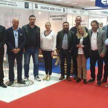 Συμμετοχή του Επιμελητηρίου Κοζάνης στην 8η Διεθνή Έκθεση«CONSTUCTIONS» στη Λευκωσία