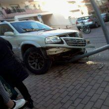 kozan.gr: Koζάνη: Πλαγιομετωπική σύγκρουση αστικού λεωφορείου με τζιπ στην περιοχή της Γιτιάς, ευτυχώς μόνο με υλικές ζημιές (Φωτογραφίες)