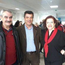 Στάθης Κοκκινίδης-Υποψήφιος Δήμαρχος Εορδαίας:Επίσκεψη στο Λιγνιτικό Κέντρο Δυτικής Μακεδονίας από κλιμάκιο της κίνησης: ΜΕ ΤΟ ΒΛΕΜΜΑ ΣΤΟ ΜΕΛΛΟΝ