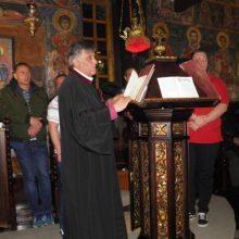 kozan.gr:  Οι ακολουθίες των Χαιρετισμών της Θεοτόκου τελέστηκαν, σήμερα Παρασκευή 15 Μαρτίου, στον Ιερό Καθεδρικό και Μητροπολιτικό Ναό του Αγίου Νικολάου Κοζάνης   (Φωτογραφίες & Βίντεο)