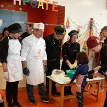 Ο Σύλλογος διδασκόντων και τα παιδιά του 22ου Νηπιαγωγείου Κοζάνης εκφράζουμε τις θερμές μας ευχαριστίες στο Δ. ΙΕΚ Κοζάνης (Φωτογραφίες)