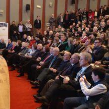 kozan.gr: Τη διακήρυξη αρχών, προγραμματικές θέσεις κι υποψηφίους του συνδυασμού του παρουσίασε το βράδυ του Σαββάτου 16/3 ο υποψήφιος δήμαρχος Βοΐου Λάζαρος Γκερεχτές (Βίντεο & Φωτογραφίες)