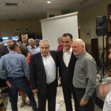 kozan.gr: Θ. Καρυπίδης στη Λαϊκή Συνέλευση του Βελβεντού, το βράδυ του Σαββάτου 16/3: «Τ' ότι το Βελβεντό έγινε δήμος οφείλεται στον Αλέξη Τσίπρα. Καθαρές κουβέντες –  Σε συννενόηση με τον Υπουργό Παιδείας Κ. Γαβρογλου και το Υπουργείο Αγροτικής Αναπτυξης στο Βελβεντό θα γίνει ένα κέντρο αναφοράς που θα εκπαιδευονται όλοι οι αγρότες της χώρας» (Βίντεο)