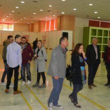 kozan.gr: Πραγματοποιήθηκαν, σήμερα Κυριακή 17/3, στο εκθεσιακό κέντρο στα Κοίλα Κοζάνης, τα εγκαίνια της διαδραστικής έκθεσης παιχνιδιού «Από τον Όμηρο στις αλάνες της γειτονιάς»  (Bίντεο & Φωτογραφίες)