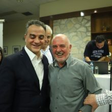 kozan.gr: Χύτρα ειδήσεων: Υποψήφιος περιφερειακός σύμβουλος με τον Θ. Καρυπίδη, στις περιφερειακές εκλογές, ο Πρόεδρος του ΤΟΕΒ Βελβεντού, Γιώργος Φραγκουλάκης